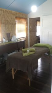 The Natural Touch treatment room no2 123 Torquay