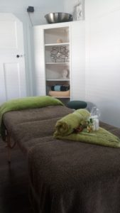 The Natural Touch treatment room no3 123 Torquay